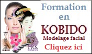 Formation massage facial kobido