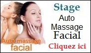 Stage auto massage facial